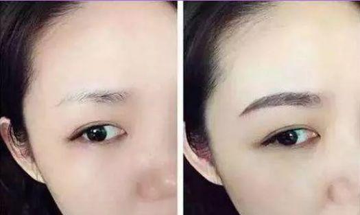 重庆美莱半持久纹眉的维持时间有多长